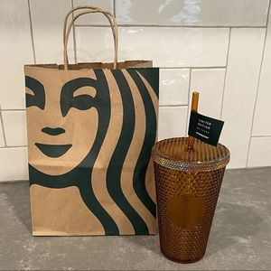 NWT Copper/Gold Studded 50 Year Cup